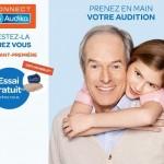 Bon plan : Testez gratuitement chez vous les prothèses auditives Audika