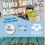 10-15 ans : un cours de natation avec Alain Bernard ?
