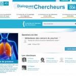 Cancer du poumon : des chercheurs répondent à vos questions du 8 au 22 septembre