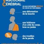 Journée mondiale de prévention de l'AVC, le 29 octobre 2014