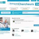 Cancer de la prostate : la plateforme questions-chercheurs.com ouvre ses portes