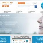 Un nouveau site web pour la Ligue contre le cancer