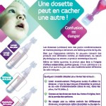 Dosettes unidoses : attention risque de confusion !
