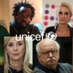 Ebola : 8 VIP lancent un appel pour aider l'Unicef