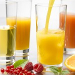 Vitamine C et jus de fruits
