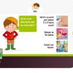 Vaccins : une appli pour que les enfants n'aient plus peur des piqûres !