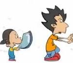 Cour de récré : Stop à la violence en dessins animés
