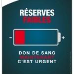 Don de sang : l'EFS lance un appel à la mobilisation