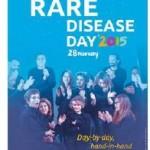 8e Journée Internationale des maladies rares, le samedi 28 février 2015