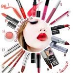 Top 15 des rouges à lèvres longue tenue