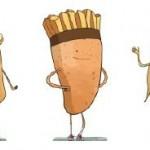 Les pommes de terre s'expriment à leur manière