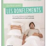 « En finir avec les ronflements » : un livre pour dormir comme un bébé !