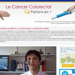 Cancer colorectal : une Web TV pour mieux comprendre