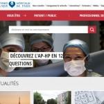 Hôpitaux : le site web de l'AP-HP fait peau neuve