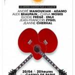 Un concert exceptionnel au profit du collectif  Ensemble contre le mélanome