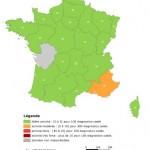Grippe : fin de l'épidémie en France