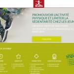 Un cours en ligne pour promouvoir l'activité physique des jeunes