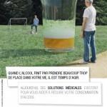 Dépendance à l'alcool : une campagne pour en parler à son médecin