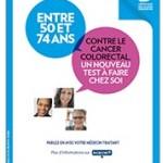 Dépistage du cancer colorectal : Marisol Touraine présente le nouveau test