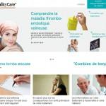 Cancer et thrombose : un site web pour mieux comprendre