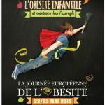 Journée européenne de l'obésité le 23 mai 2015