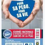 Cancers de la peau : Journée nationale de prévention et de dépistage le jeudi 28 mai 2015