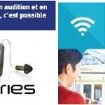 Perte d'audition : des solutions auditives sans-fil