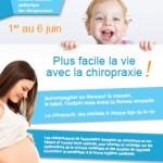 Chiropracteurs : consultations gratuites pour la semaine nationale pédiatrique