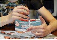 L'autotest VIH de AAZ - visuel AAZ