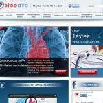 Le site STOP AVC fait peau neuve