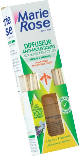 Anti moustique maison simple anti moustique spray ml with for Anti moustique maison