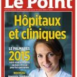 Palmarès 2015 des hôpitaux : les CHU de Lille et Toulouse arrivent en tête