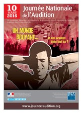 19ème édition de la Journée Nationale de l'Audition