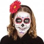 Déguisement Halloween personnalisé : maquillage naturel et accessoires malins