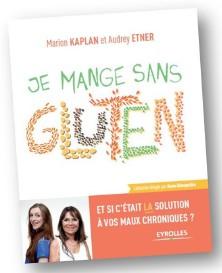 Je mange sans gluten - Éditions Eyrolles
