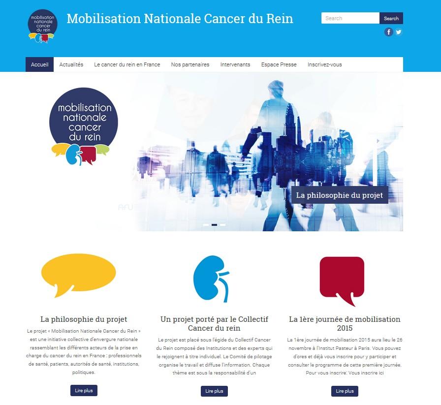 Cancer du Rein : une journée nationale pour se mobiliser