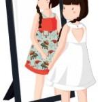 Le miroir d'essayage virtuel débarque en boutique !