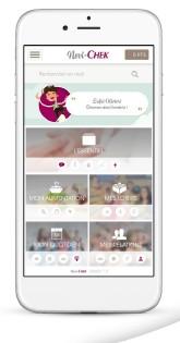 Diabète de type 1 : Novi-Chek, une appli mobile ludique et informative