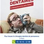 Soins dentaires urgents : un numéro à disposition des Franciliens les dimanches et jours fériés