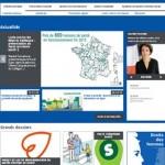 Le ministère de la Santé a un nouveau site web