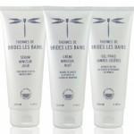 Des cosmétiques à base d'eau thermale de Brides-les-Bains