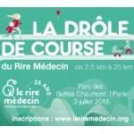 Participez à la «Drôle de course du Rire Médecin»