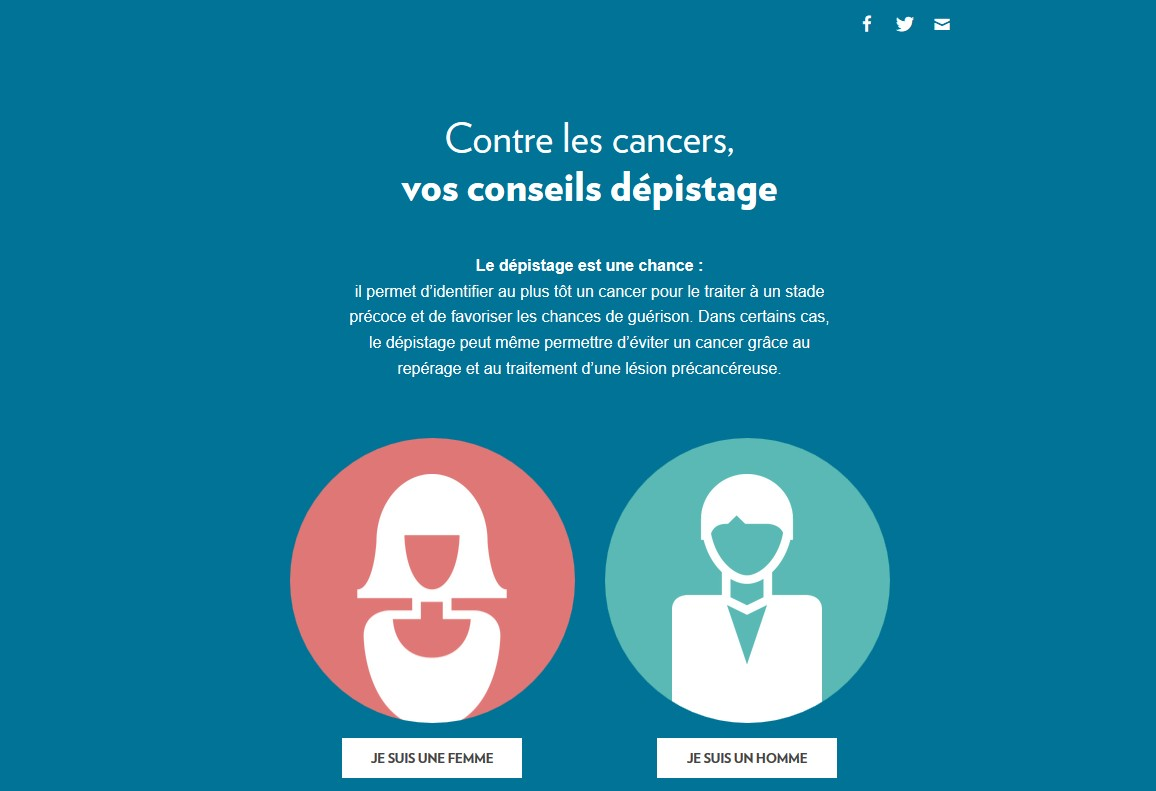 « vosconseilsdépistage.e-cancer.fr »