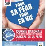 Cancers de la peau : une journée nationale pour mieux les dépister
