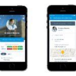 Prise de RDV chez le médecin : Doctolib lance son application mobile