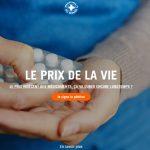 Médecins du Monde lance une campagne choc pour dénoncer le prix des médicaments