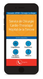 Une application pour aider la greffe cardiaque