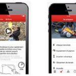 Nouvelle version de l'« Appli qui sauve » de la Croix-Rouge française