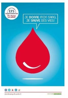 Cet été, donnez votre sang pour sauver des vies !