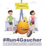 #Run4Gaucher : une course solidaire pour sensibiliser à la maladie de Gaucher